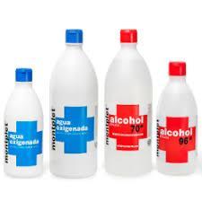 Alcohol 70 250 ml