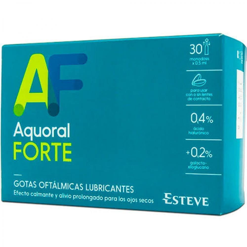 AQUORAL FORTE 30x0,5ML