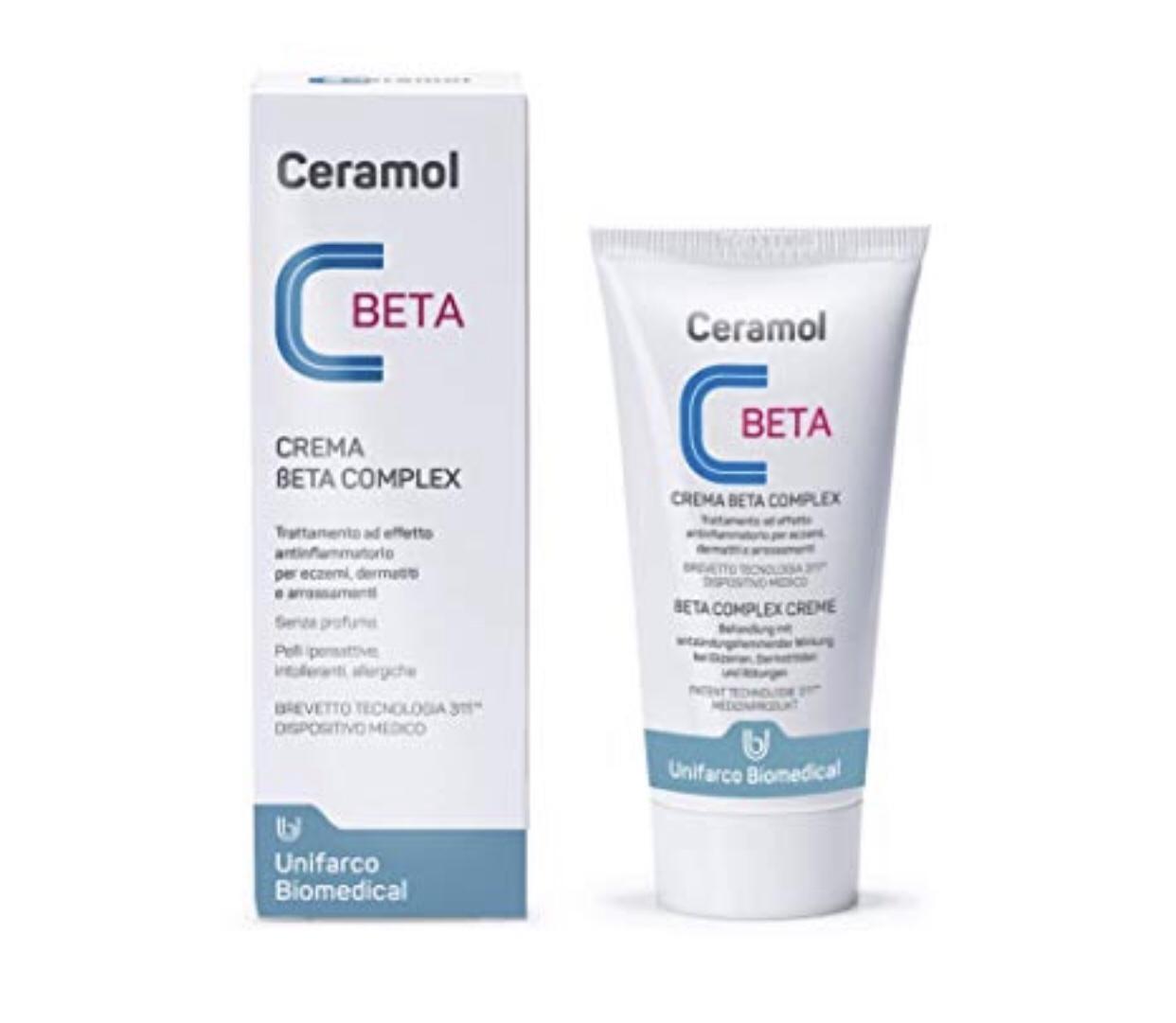CERAMOL BETA COMPLEX 50ML