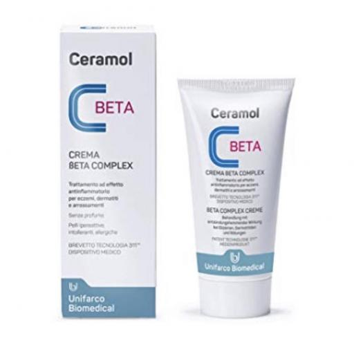CERAMOL BETA COMPLEX 50ML
