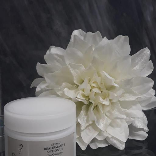 Crema reafirmante antioxidante uv ultra ligera FEuropa