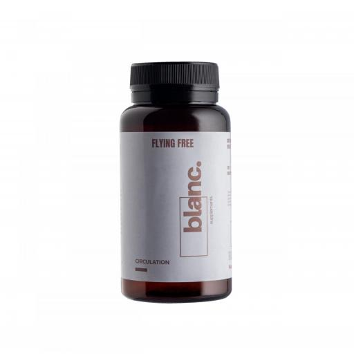 BLANC SUPPLEMENTS FLYING FREE-CIRCULACION 60 CAPSULAS