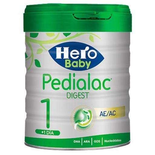 LECHE HERO PEDIALAC DIGEST 1 800 gr.