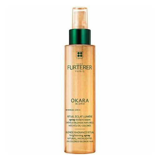 Okara  Blond  Spray aclarante Cabellos rubios naturales, con mechas o coloreados 150 ML  RENE FURTERER