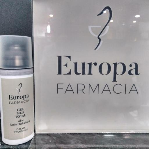 GEL MEN TOTAL FARMACIA EUROPA