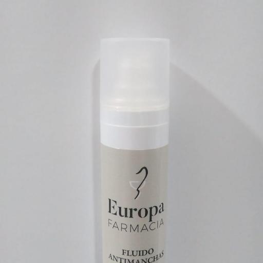FLUIDO ANTIMANCHAS SPF30 FARMACIA EUROPA 50ML [1]