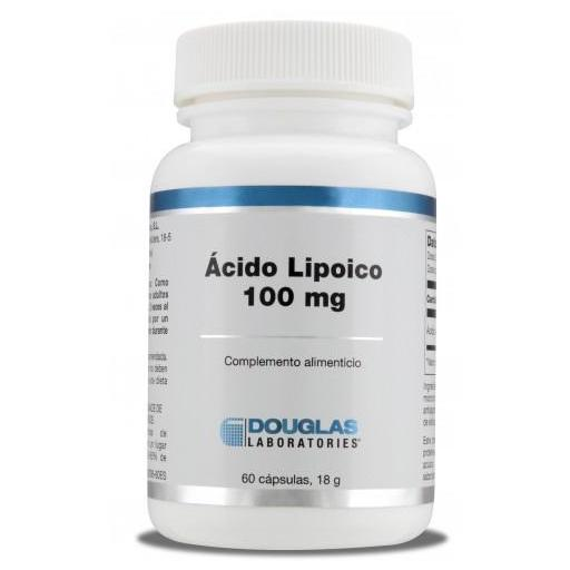 ACIDO LIPOICO 100MG 60 CAP