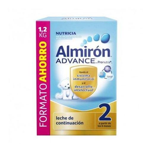 LECHE ALMIRON ADVANCE PRONUTRA 2 1200 gr.