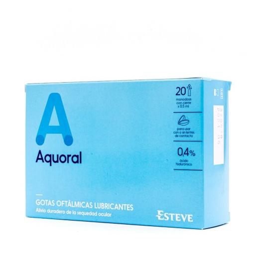 AQUORAL 20x0,5ML