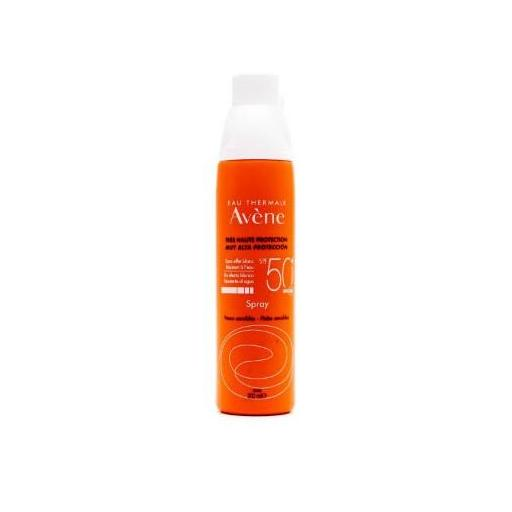 SPRAY FOTOPROTECTOR SPF 50 AVENE 200ML