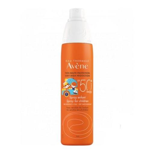 Avene Solar Spray niño SPF50 + 200 ml