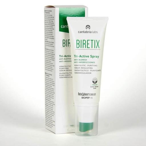 BIRETIX TRI-ACTIVE-SPRAY ANTI-IMPERFECCIONES 100ML