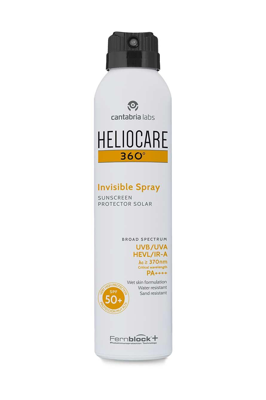 HELIOCARE 360 SPRAY INVISIBLE 50+SPF 200ML
