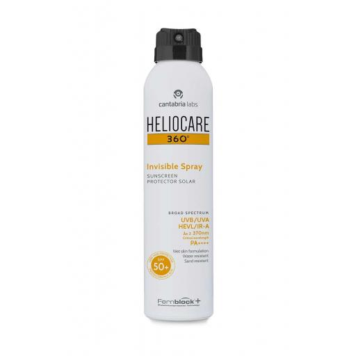 HELIOCARE 360 SPRAY INVISIBLE 50+SPF 200ML