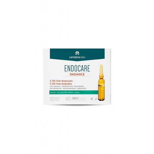 ENDOCARE RADIANCE C-OIL FREE 10 AMPOLLAS [0]