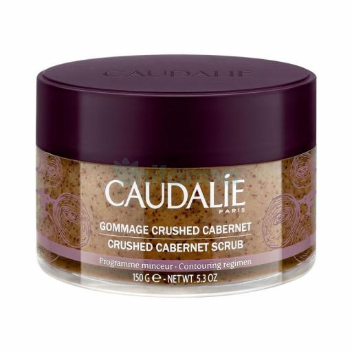 Caudalíe Gommage Crushed Cabernet Exfoliante 150 Gramos