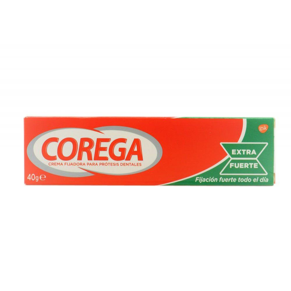 COREGA EXTRA FUERTE 40GR.