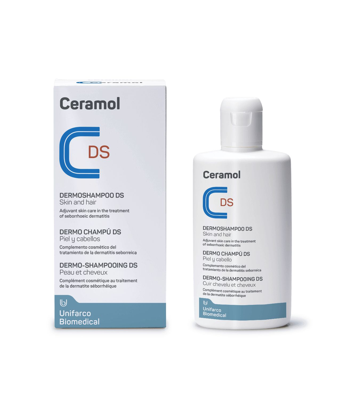 CERAMOL GEL-CHAMPÚ DERMATITIS SEBORREICA 200ML
