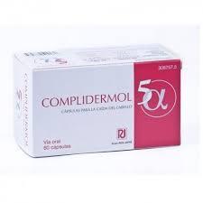 COMPLIDERMOL 5 ALFA 60 CPS
