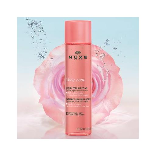 NUXE LOCION PEELING VERY ROSE 150ML