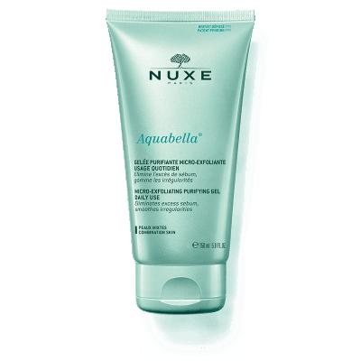 Nuxe Gel Purificador Micro-Exfoliante de uso diario Aquabella 150ML