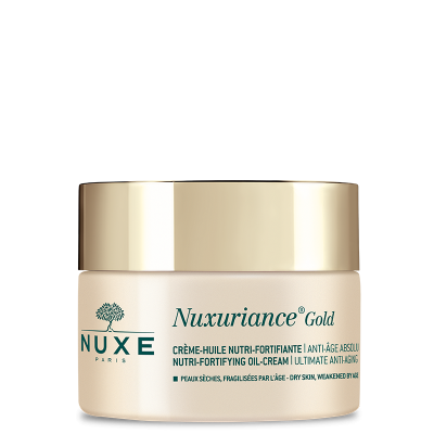 Nuxe Crema Aceite Nutri-Fortificante Nuxuriance Gold 50ML