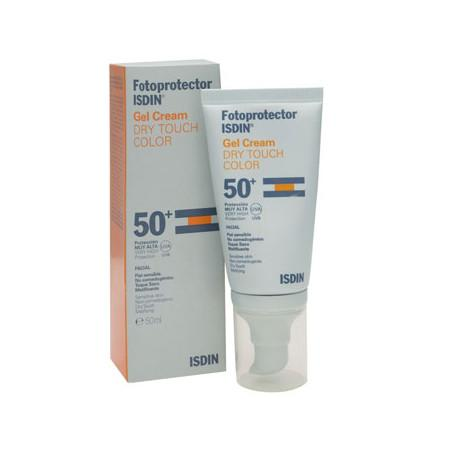 DRY TOUCH COLOR BB CREAM SPF 50 ISDIN 50ML