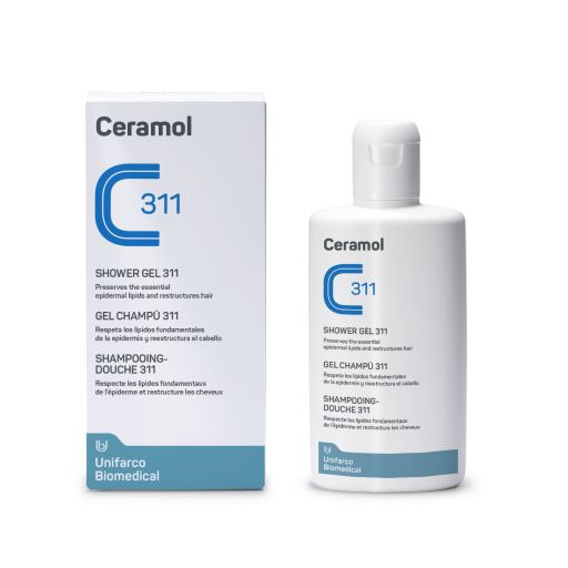 CERAMOL 311 GEL-CHAMPÚ  200ML [0]