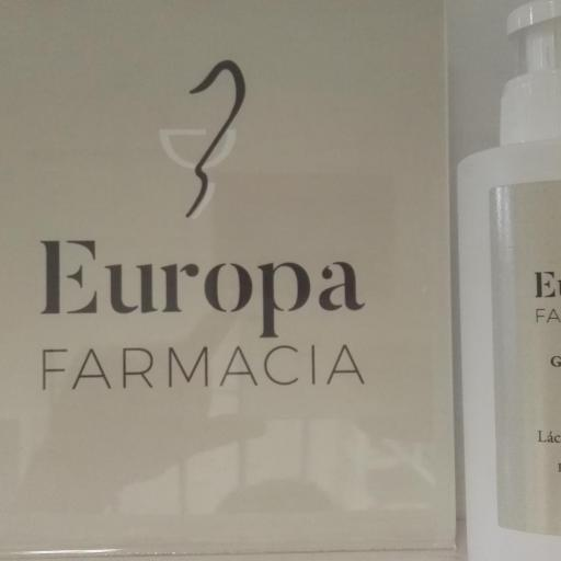 GEL ÍNTIMO ACTIVO FARMACIA EUROPA 250ML