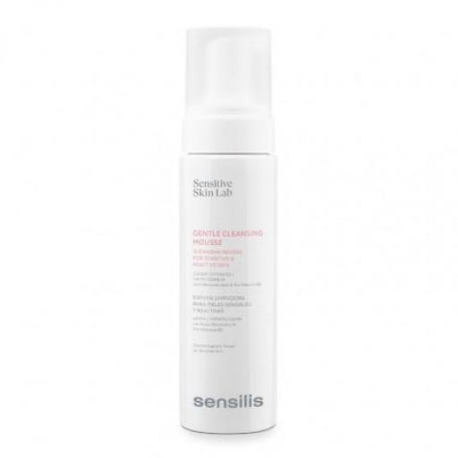 Sensilis Gentle Cleansing Mousse Piel Sensible y Reactiva 200 ml