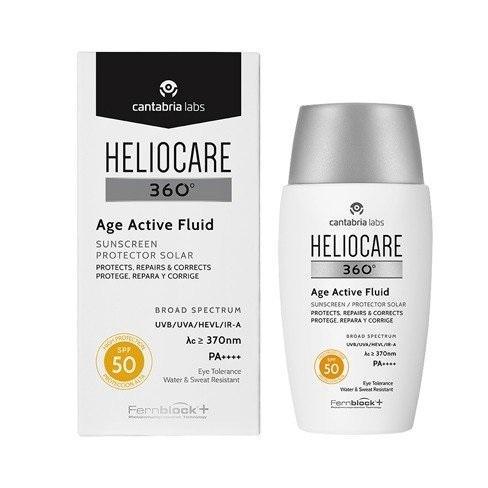 HELIOCARE AGE ACTIVE FLUID 360º 50 ML