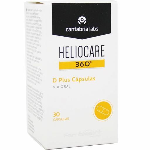 Heliocare 360 D Plus 30 Capsulas [0]