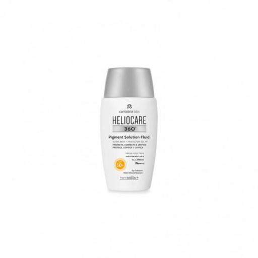 HELIOCARE 360º PIGMENT SOLUTION FLUID SPF50 50ML