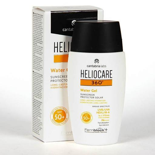 HELIOCARE 360º WATER GEL SPF 50+ 50 ML