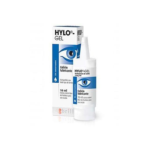 HYLO-GEL COLIRIO 10ML