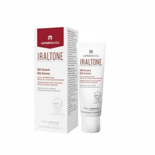 IRALTONE CREMA DS 30 ML