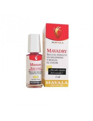 MAVALA MAVADRY SECADO RAPIDO DE ESMALTE. 10 ML