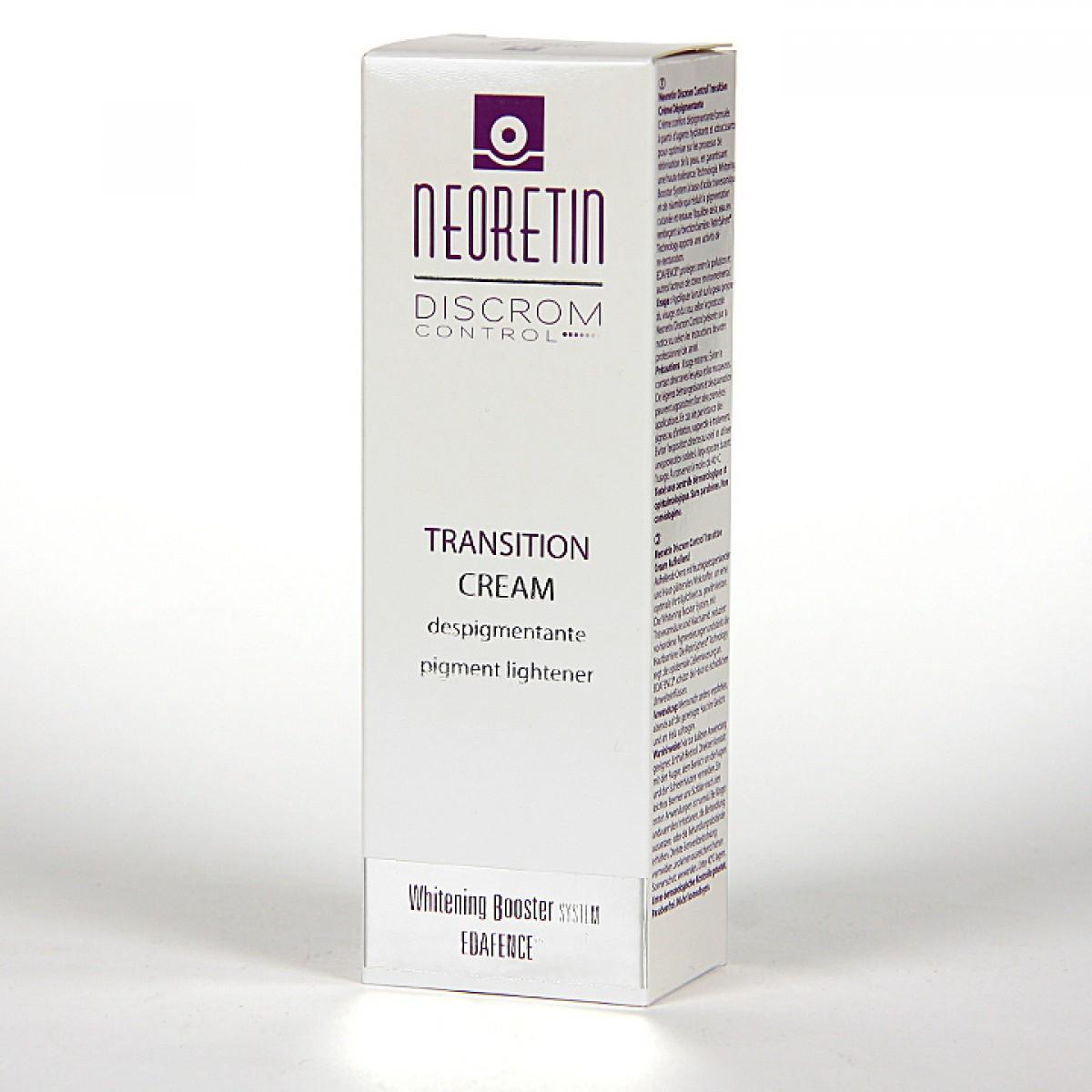 Neoretin Discrom Transition   Despigmentante Crema 50m