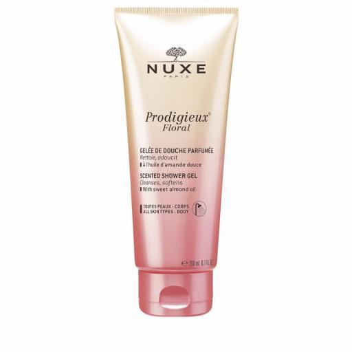 Nuxe Prodigieux Floral Gel de Ducha 200 ml