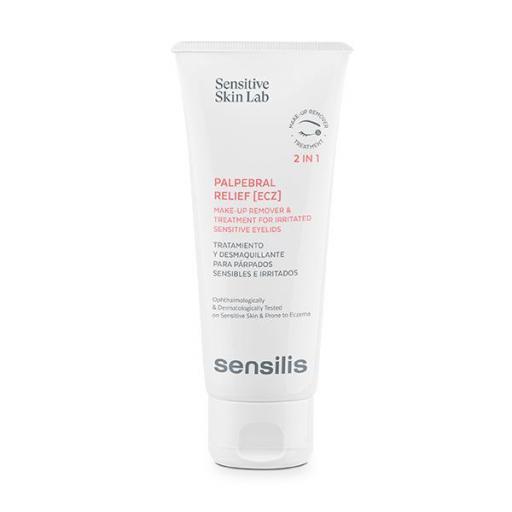 Sensilis Palpebral Relief [ECZ] Make-Up Remover & Treatment 100ml