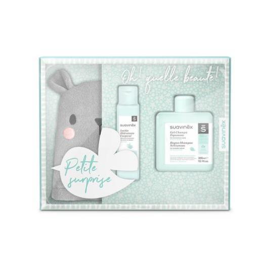 Suavinex Cofre regalo Petit Surprises para el baño