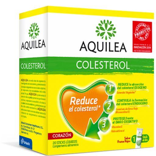 AQUILEA COLESTEROL 20 STICKS LÍQUIDOS