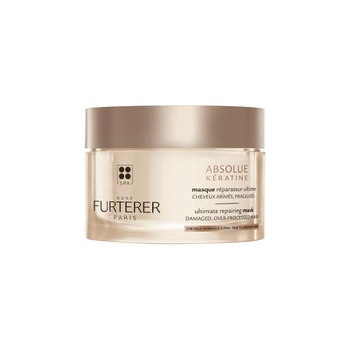Absolue Kératine  Mascarilla reparación extrema - cabellos normales a finos 200 ML RENE FURTERER