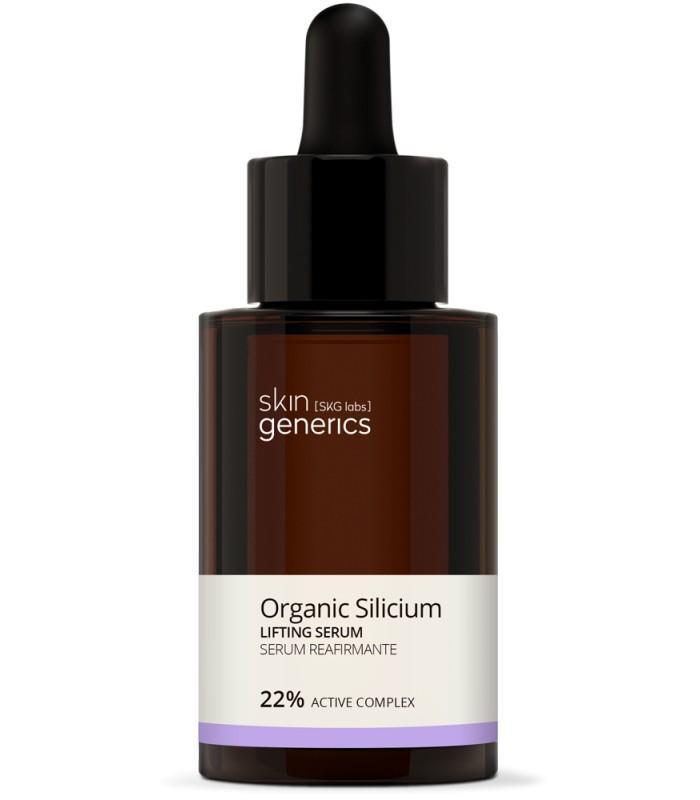 SKIN GENERICS Serum reafirmante Silicio orgánico 22% Complejo Activo 30 ml