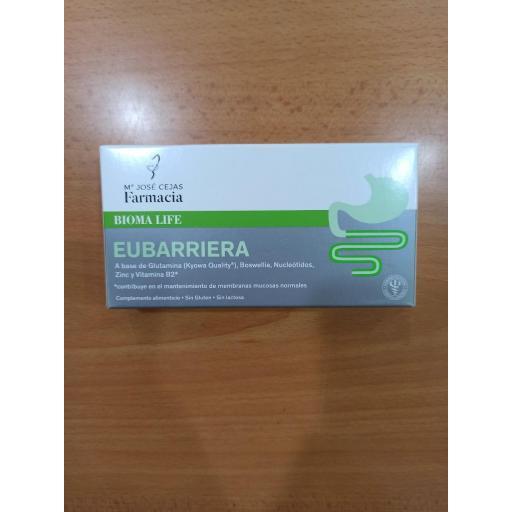 EUBARRIERA BIOMA LIFE  30 COMPRIMIDOS FARMACIA EUROPA