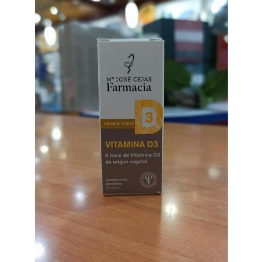 VITAMINA D3 FARMACIA EUROPA 7 ML