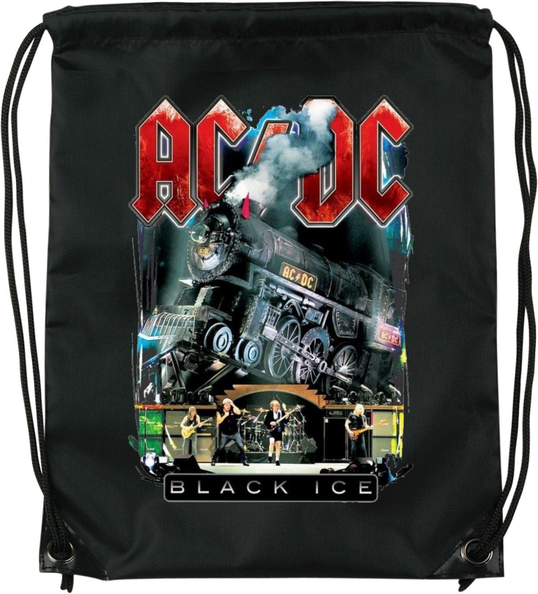 Mochila de cuerdas AC/DC Black Ice