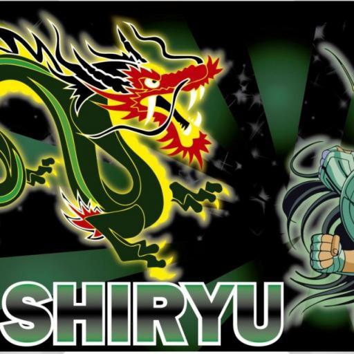 Taza Caballeros del Zodíaco Shiryu (002)