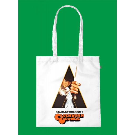Bolsa de Asa Ecológica Clockwork Orange