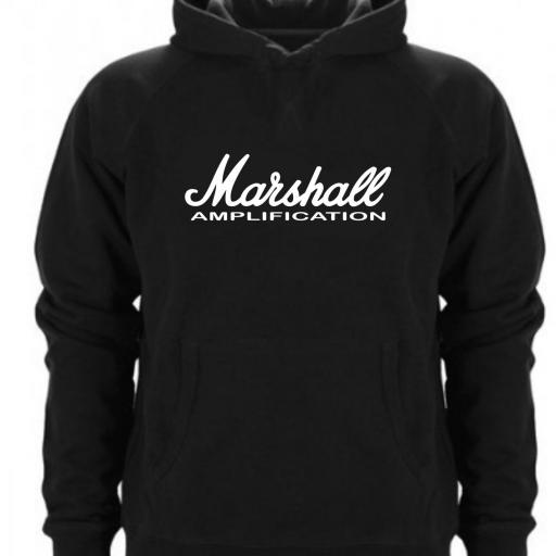 SUDADERA CAPUCHA MARSHALL AMPLIFICATION